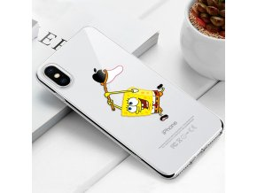 6 Soft Silicone TPU Cool Pattern Phone Case For iPhone XS MAx Xs Xr X 8 7