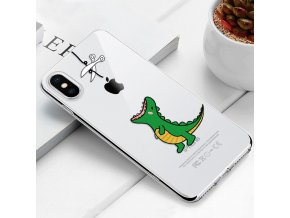 0 Soft Silicone TPU Cool Pattern Phone Case For iPhone XS MAx Xs Xr X 8 7