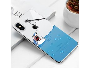 4 Soft Silicone TPU Cool Pattern Phone Case For iPhone XS MAx Xs Xr X 8 7