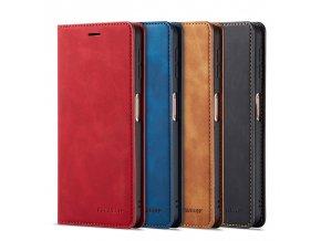 6 Leather Flip A51 A71 A21 A31 A81 A91 A50 A70 S A40 A20 A10 Case For