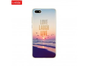 42 case Honor 7A 7a Prime Case 5 45 inch Soft Tpu Phone cover for Huawei Honor