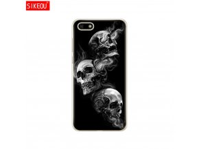 6 case Honor 7A 7a Prime Case 5 45 inch Soft Tpu Phone cover for Huawei Honor