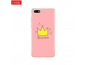 24 case Honor 7A 7a Prime Case 5 45 inch Soft Tpu Phone cover for Huawei Honor