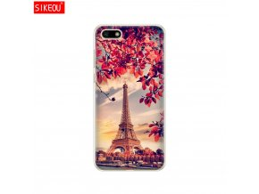 21 case Honor 7A 7a Prime Case 5 45 inch Soft Tpu Phone cover for Huawei Honor
