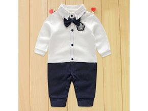 Toddler Baby Rompers Autumn Roupas Infant Jumpsuits Boy Clothing Sets Newborn Baby Clothes Spring Cotton Baby Style A