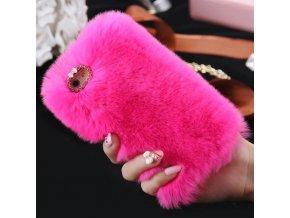 fadnut cute fur fluffy phone case for main 0