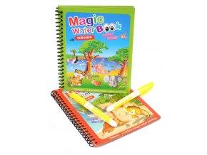 """Vodní omalovánky """"Magic Water Book"""""""
