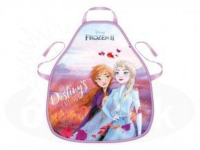 Školní zástěra na výtvarnou výchovu Frozen