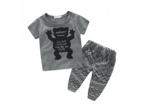 Newborn clothes for bebes style letter printed casual baby boy clothes baby newborn baby clothes baby 804