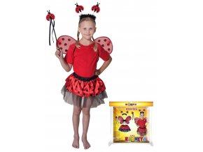 Dívčí kostým Beruška