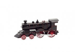 Dětská lokomotiva na baterie, se zvukem a světlem