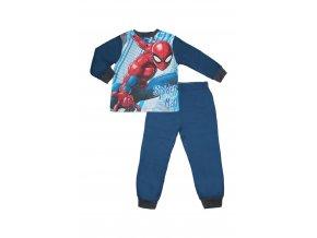 827583 tmave modre chlapecke pyzamo spiderman