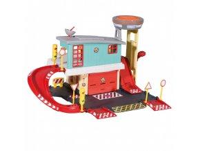 Dětská hasičská stanice Požárník Sam
