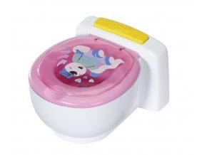 Baby Born kouzelná toaleta