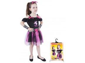 Dívčí kostým Rebelka