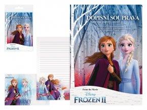Dětská dopisní souprava Frozen 2