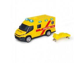 Auto ambulance (sanitka) Iveco Česká verze, 18 cm