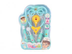 Dětská zubařská sada na baterie