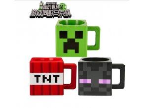 Dětský plastový hrníček Minecraft 230 ml