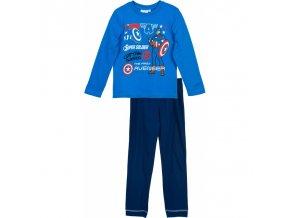 Chlapecké pyžamo Avangers, modré