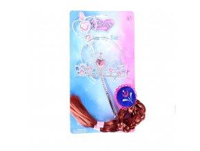 Doplňky s příčeskem pro princeznu Aničku