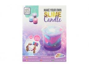 Dětská sada Výroba svíčky ze slizu