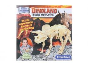 Tesání - Triceratops