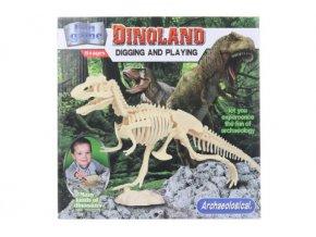 Tesání - T-Rex