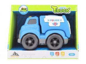 Baby auto na baterie Policie