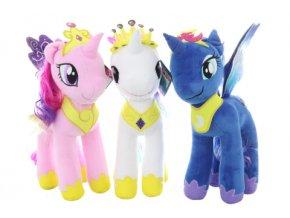 My little Pony - plyšový poník 25 cm, s hřívou na česání