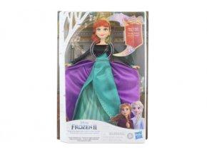 Panenka Frozen 2, zpívající Anna