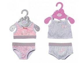 Baby Born spodní prádlo, dva druhy