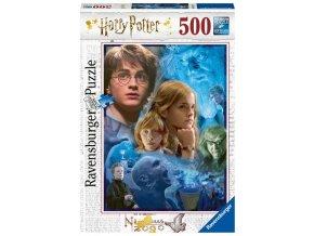 Ravensburger puzzle Harry Potter 500 dílků
