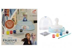 Kreativní sada Frozen - Vybarvi si Elsu