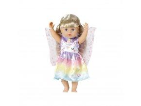 Baby Born Pohádkový kostým Jednorožec