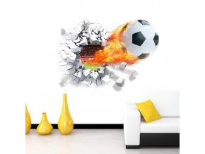 Samolepka Fotbal