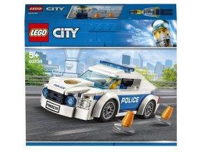 Policejní auto 1