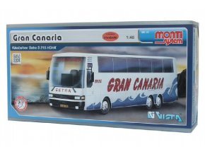 Stavebnice Monti System 31 Gran Canaria-Bus Setra
