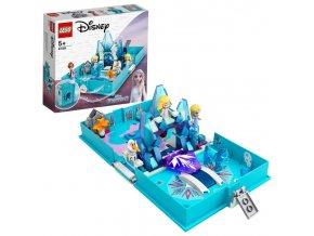 LEGO Disney Elsa a Nokk a jejich pohádková kniha dobrodružství