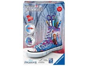Ravensburger 3D puzzle Kecka Frozen II 108 dílků