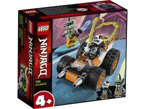 LEGO Ninjago Coleovo auto