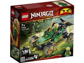 LEGO Ninjago Bugina do džungle