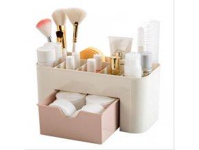 Mini Makeup Storage Box Cosmetic case Lipstick Cases Sundries Case Small Objects Box Wholesale Desktop 12