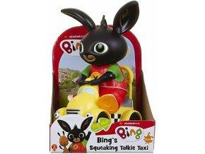 Figurka Bing a pískací taxík