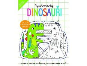 Vystřihovánky - Dinosauři