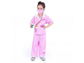 Dívčí kostým Veterinářka (S), E-Obal