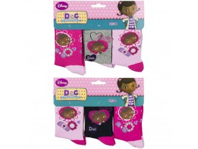 ho4723 doc mcstuffins socks for children