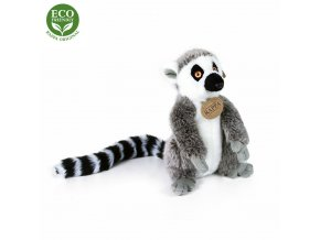 ECO-FRIENDLY plyšáci - Lemur, 22 cm