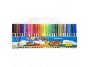Fixy Colors, 36 barev