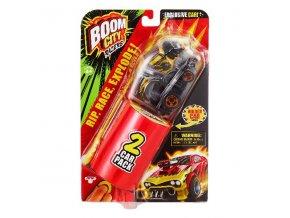 Boom City Racers ROAST'D! X dvojbalení, série 1